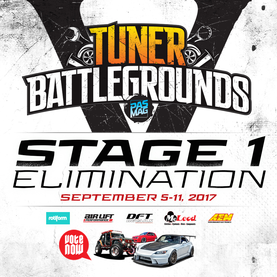 2017 Tuner Battlegrounds Championship Stage 1 IG
