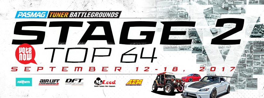 2017 Tuner Battlegrounds Championship Stage 2