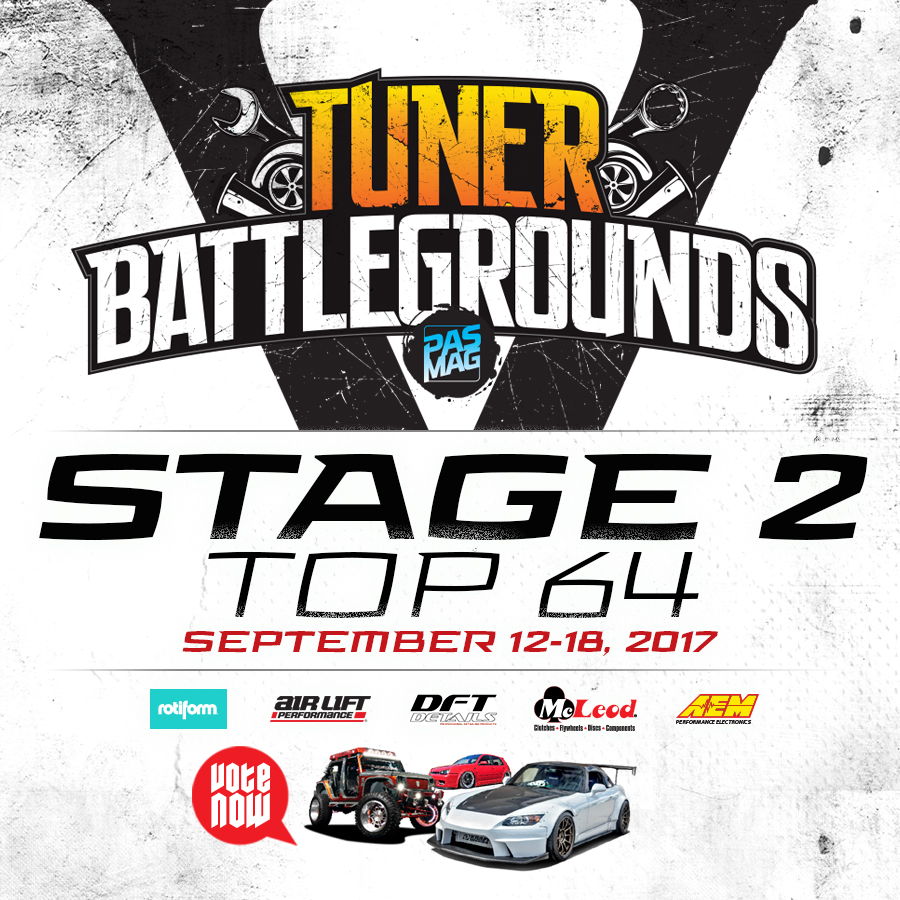 2017 Tuner Battlegrounds Championship Stage 2 IG