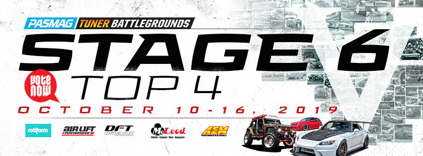 2017 Tuner Battlegrounds Championship Stage 6