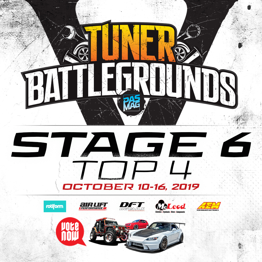 2017 Tuner Battlegrounds Championship Stage 6 IG
