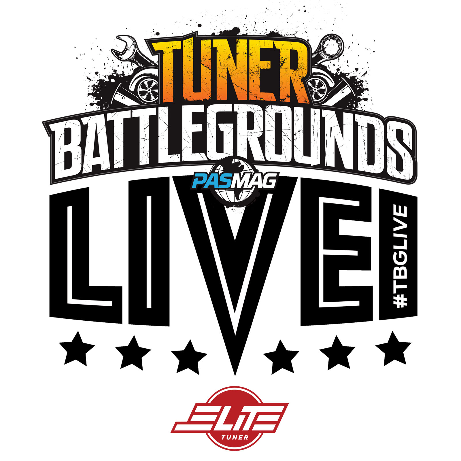 Tuner Battlegrounds TBGLIVE Elite Tuner 2017 logo