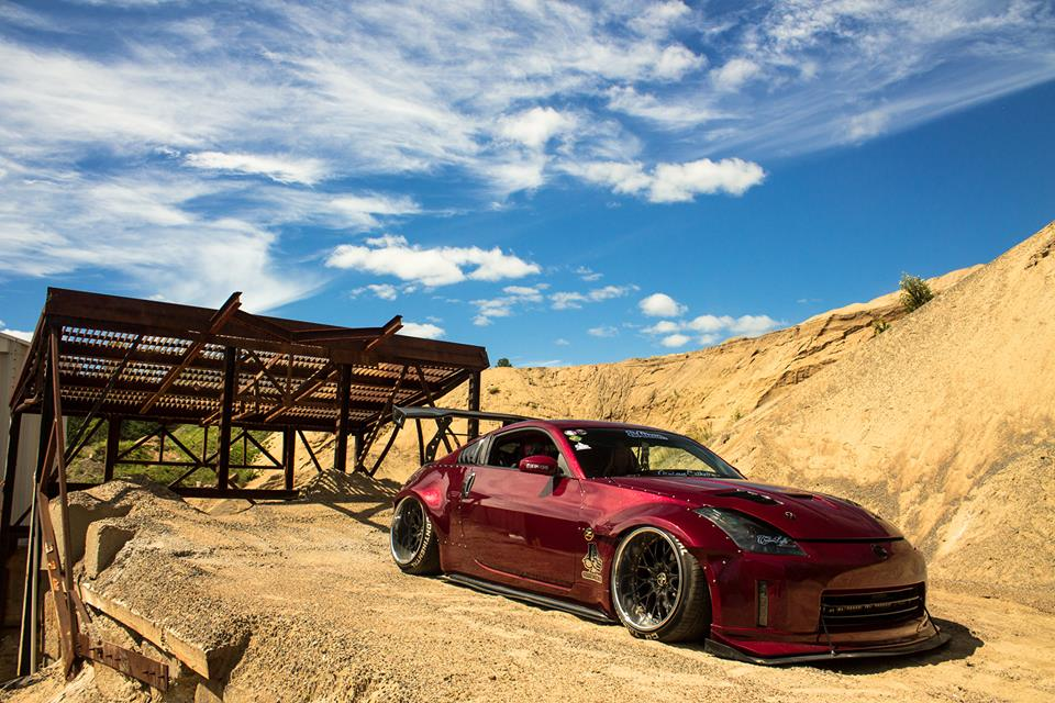 08 Alexime Vu 2007 Nissan 350Z Tuner Battlegrounds
