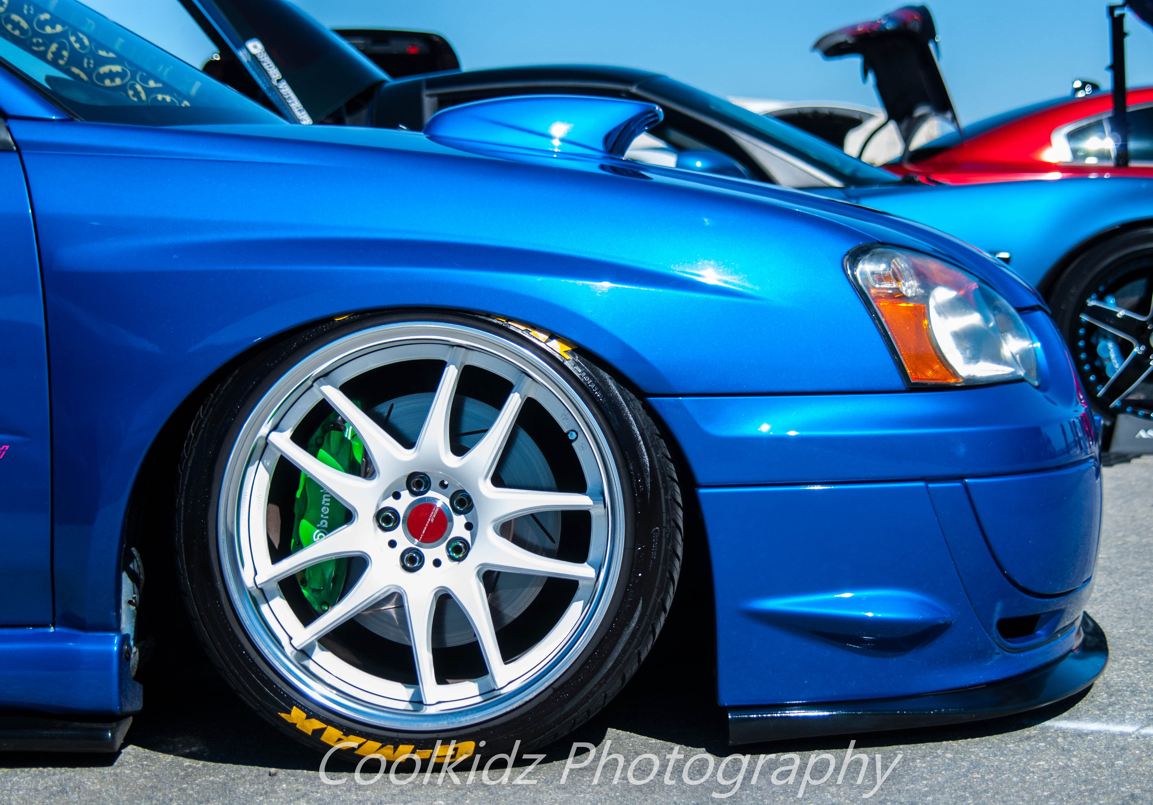 Anthony Brewer 2004 Subaru WRX STI TBGLIVE1
