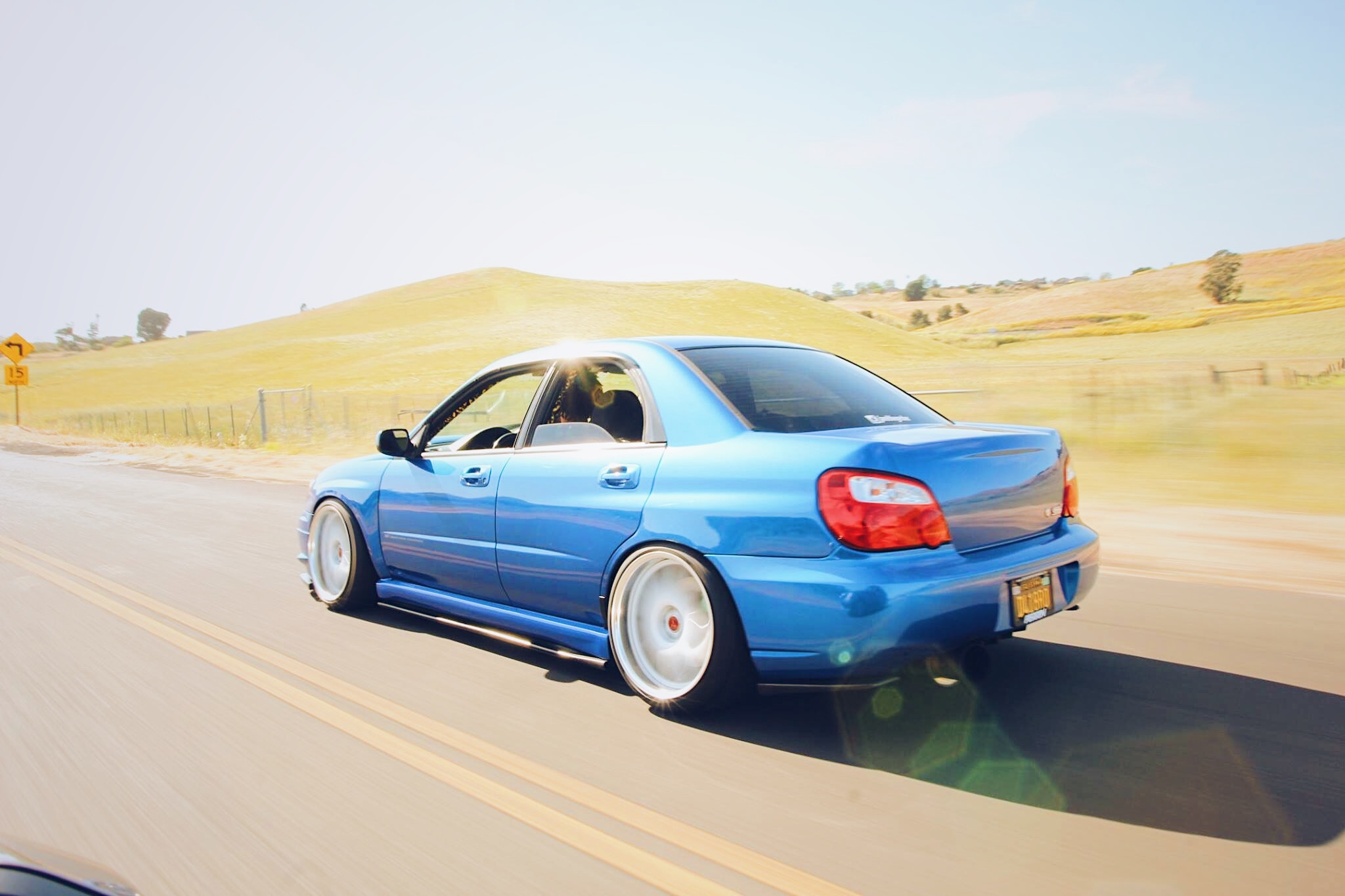 Anthony Brewer 2004 Subaru WRX STI TBGLIVE5