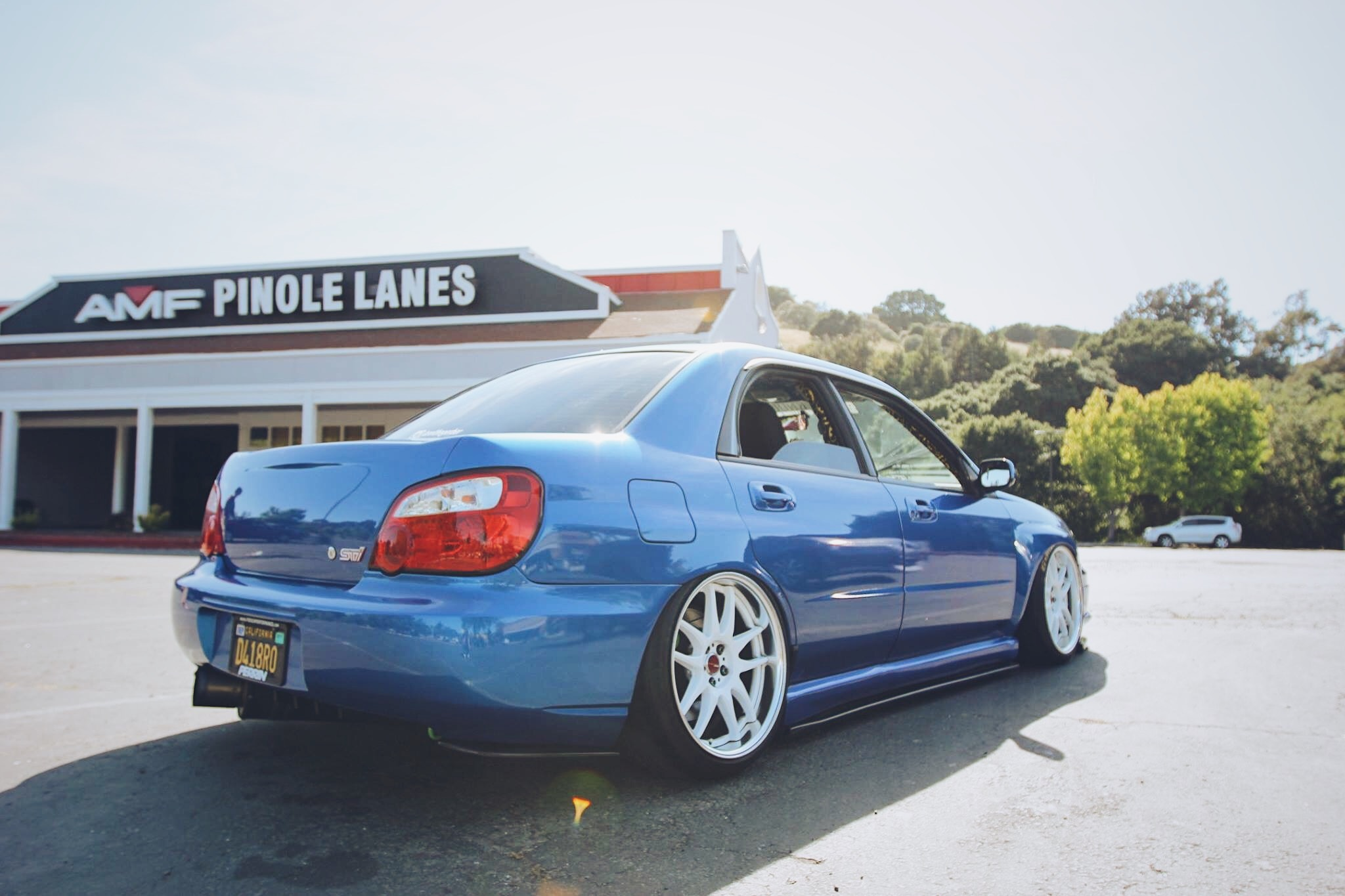 Anthony Brewer 2004 Subaru WRX STI TBGLIVE6