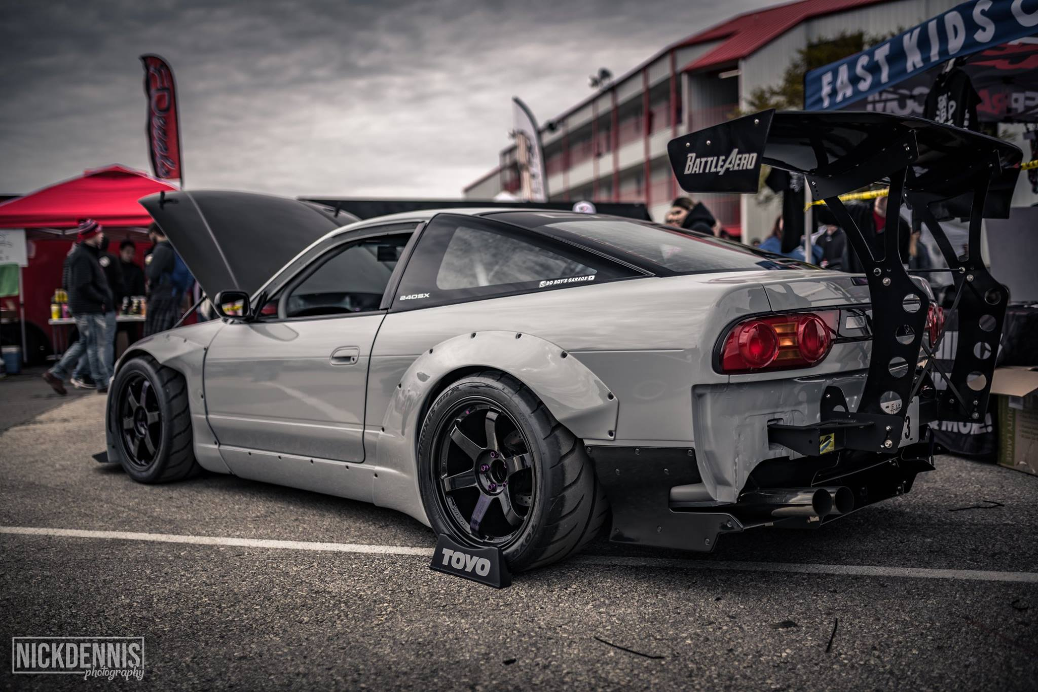 0501 Anthony Do 1993 Nissan 240SX PASMAG TBGLIVE