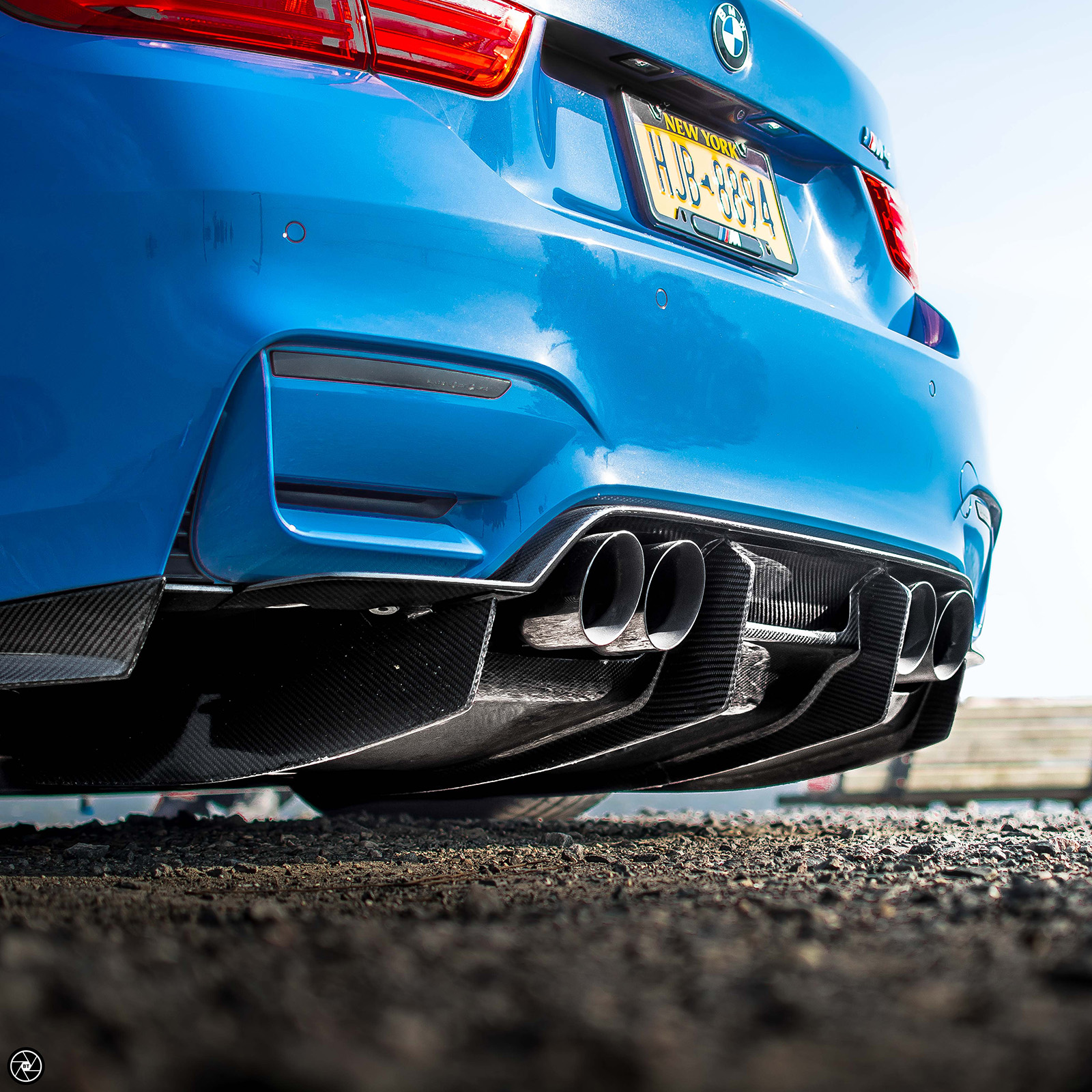 07 Atef Fanek 2016 BMW M4 Tuner Battlegrounds