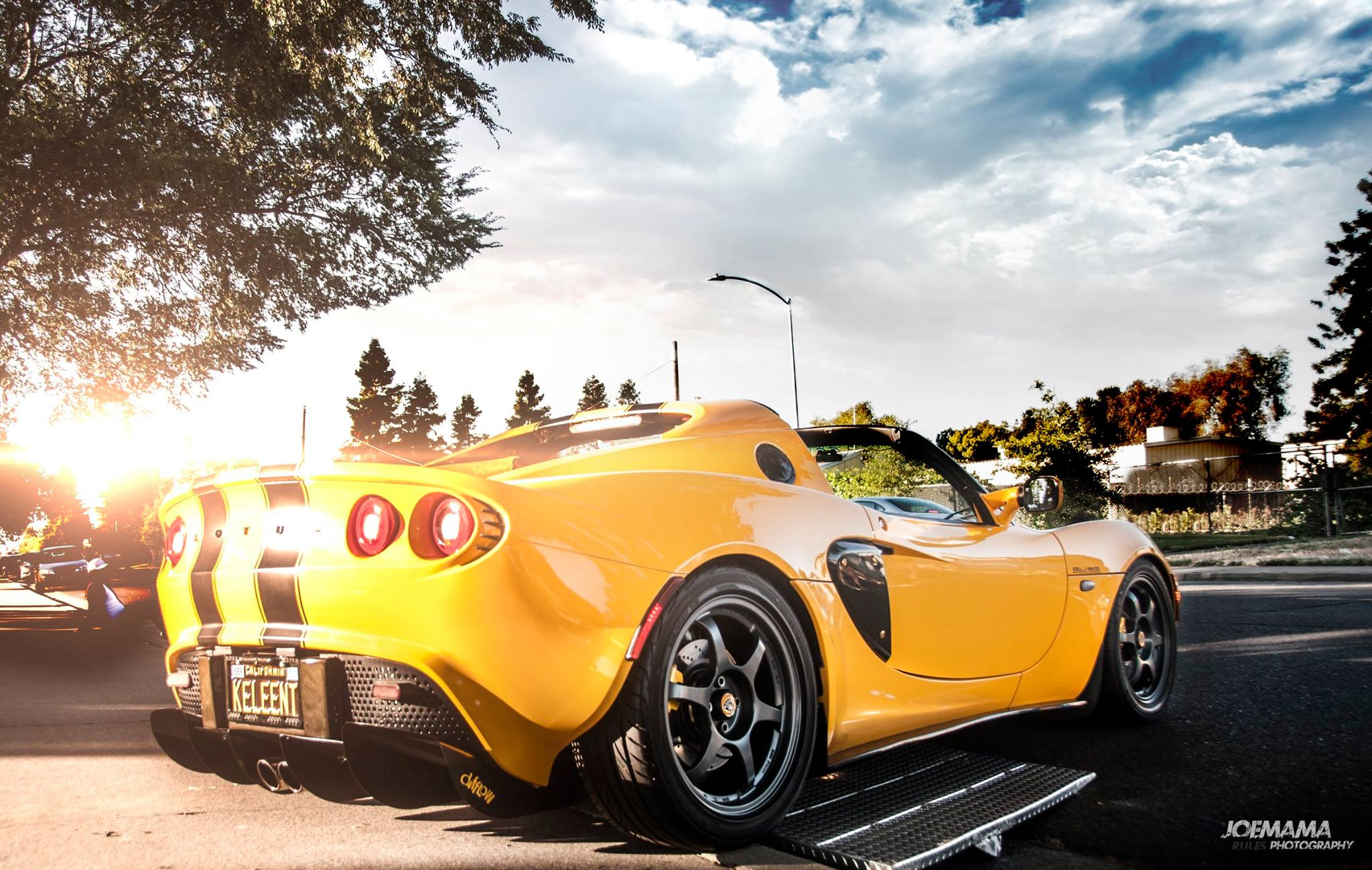 Clint Yesui 2005 Lotus Elise TBGLIVE8