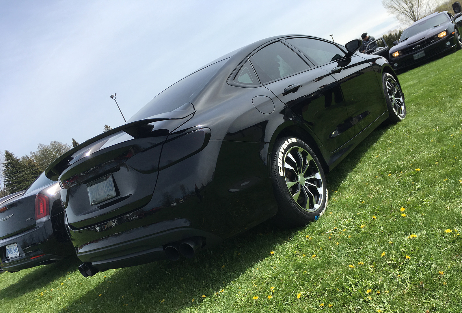 Colin Look 2015 Chrysler 200 TBGLIVE4