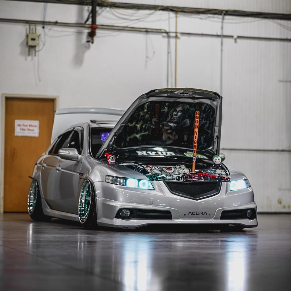01 Corey Duncan 2007 ACura TL Type S PASMAG TBGLIVE