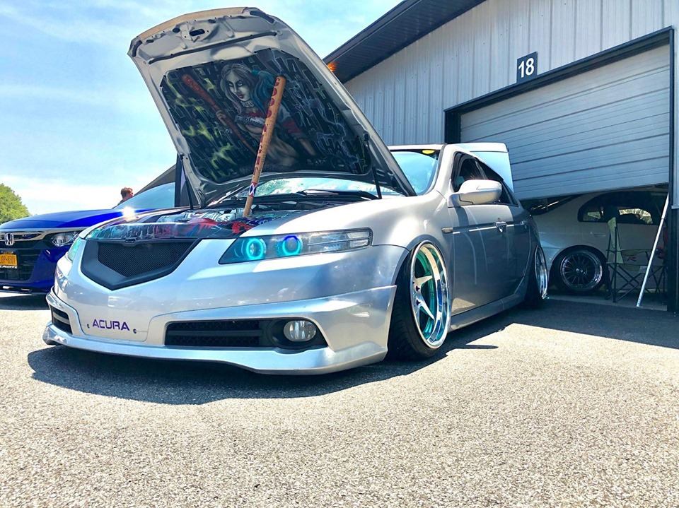 02 Corey Duncan 2007 ACura TL Type S PASMAG TBGLIVE