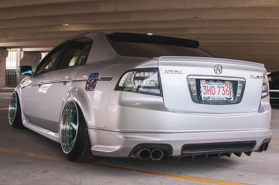 04 Corey Duncan 2007 ACura TL Type S PASMAG TBGLIVE