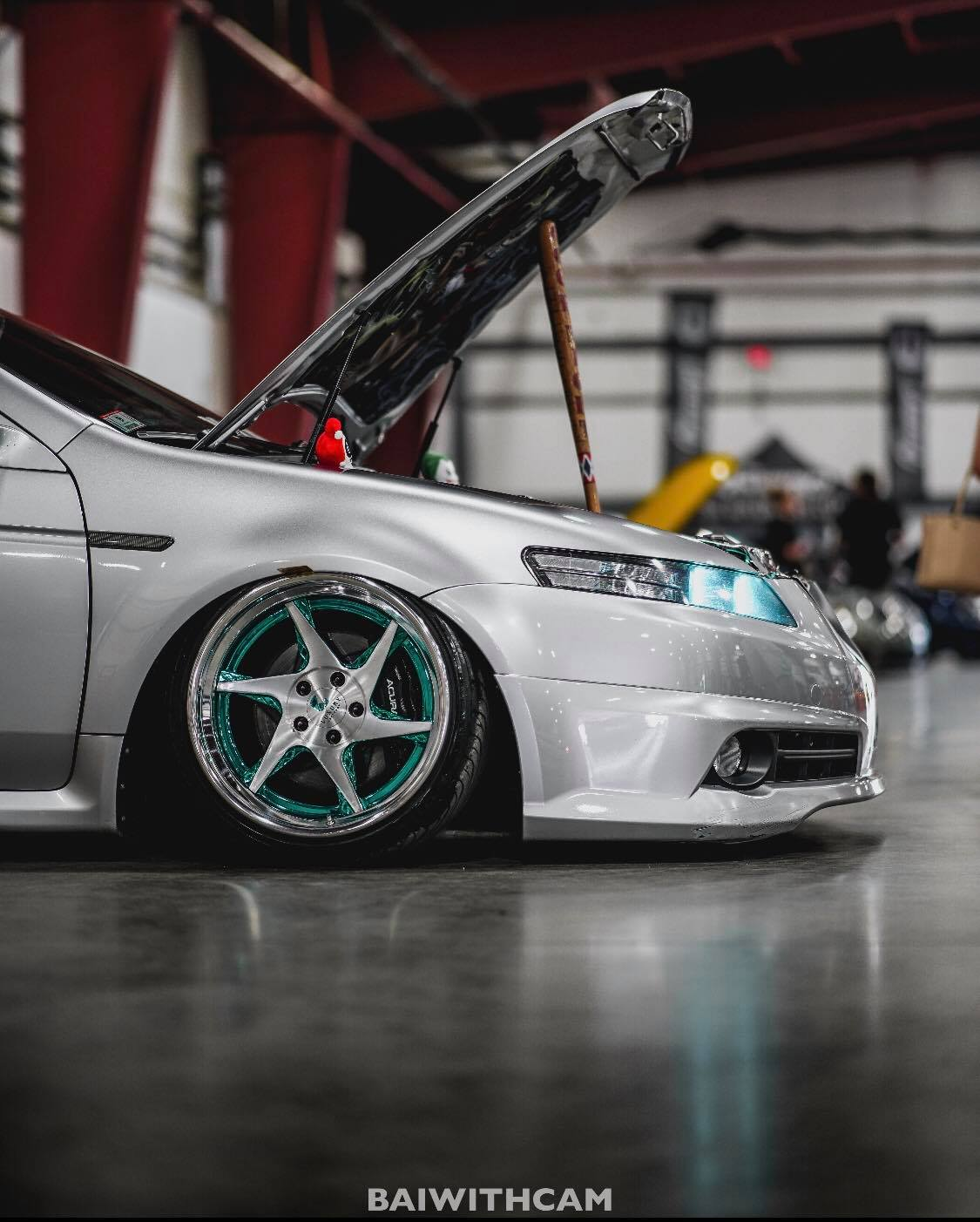 14 Corey Duncan 2007 ACura TL Type S PASMAG TBGLIVE