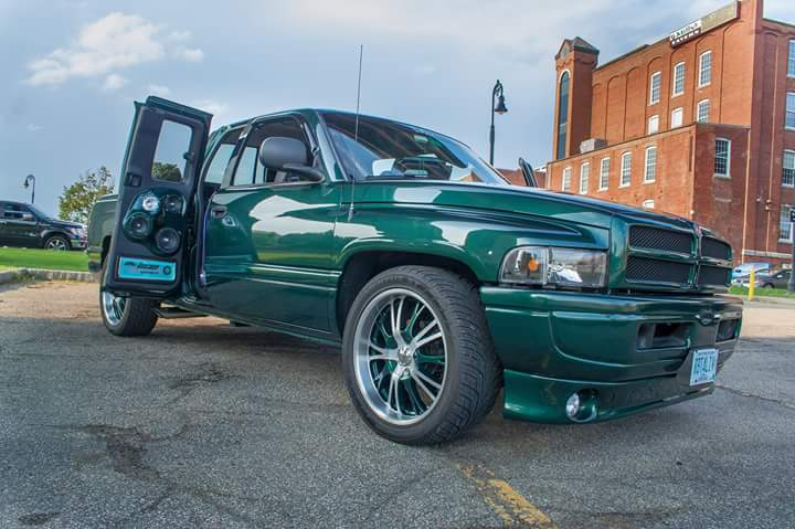 14 Denis Godbout 2000 Dodge Ram 1500 Tuner Battlegrounds