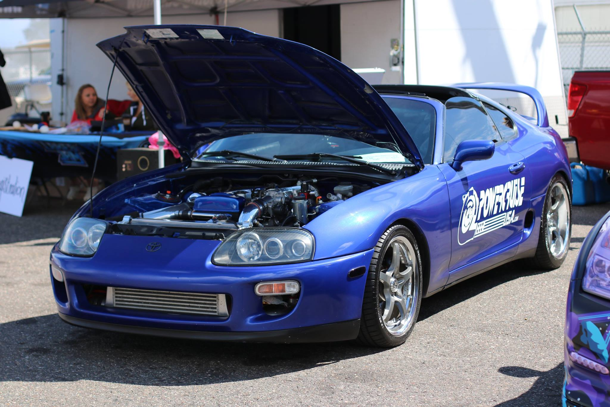 01 Greg Yde 1995 Toyota Supra Tuner Battlegrounds
