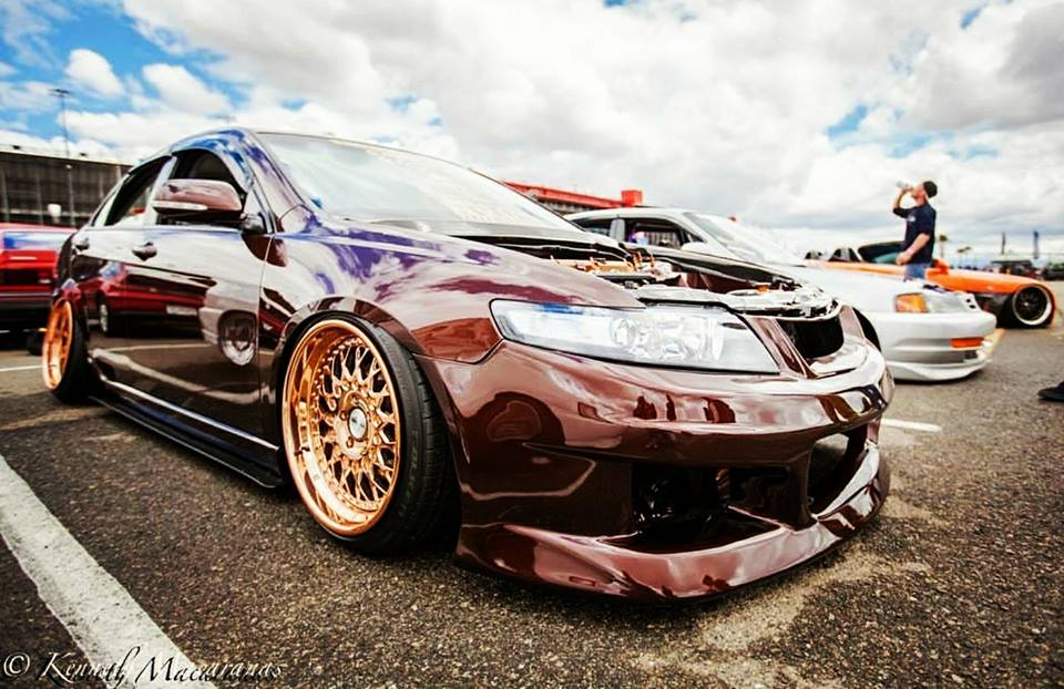 05 Jesus Sanchez 2005 Acura TSX Tuner Battlegrounds kennith macaranas