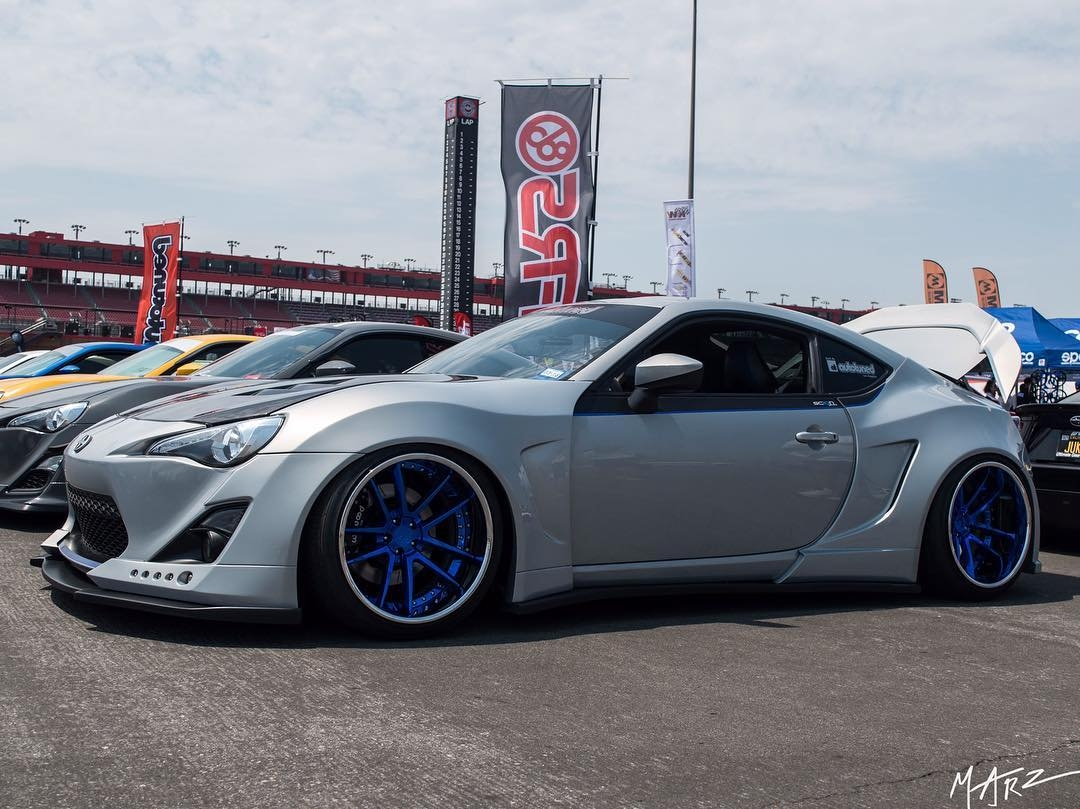 13 Jonothon Dyson 2013 Scion FRS Tuner Battlegrounds