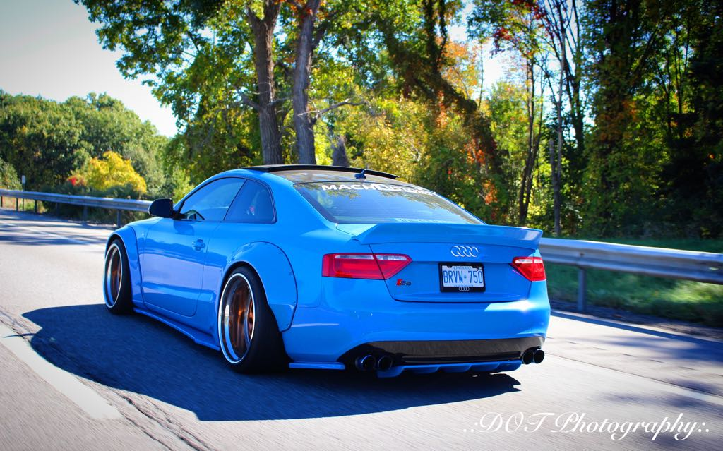 02 Jose Da Cruz 2009 Audi S5 Tuner Battlegounds