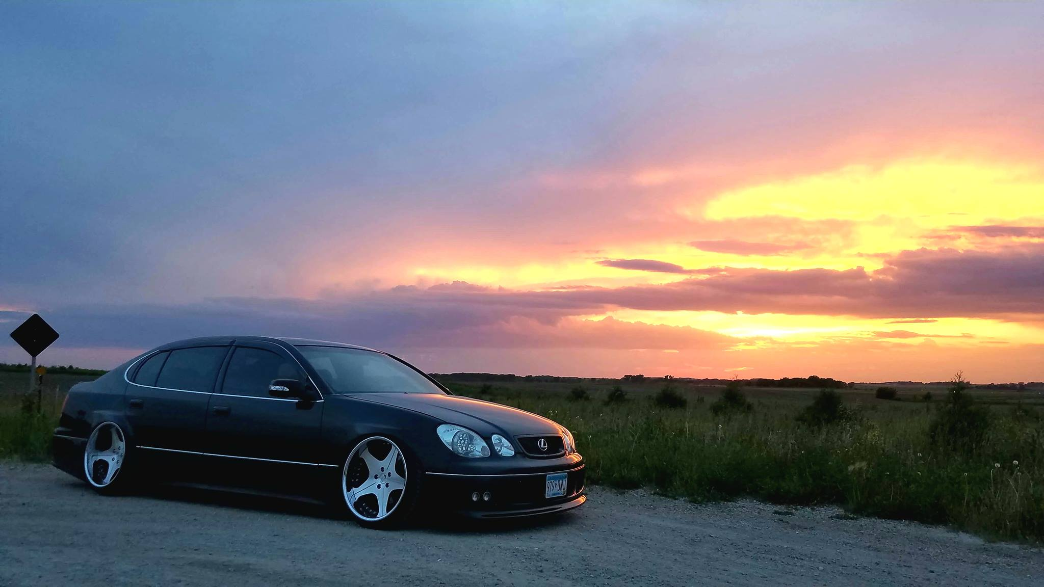 11 Kyle Harty 1999 Lexus gs400 Tuner Battlegrounds