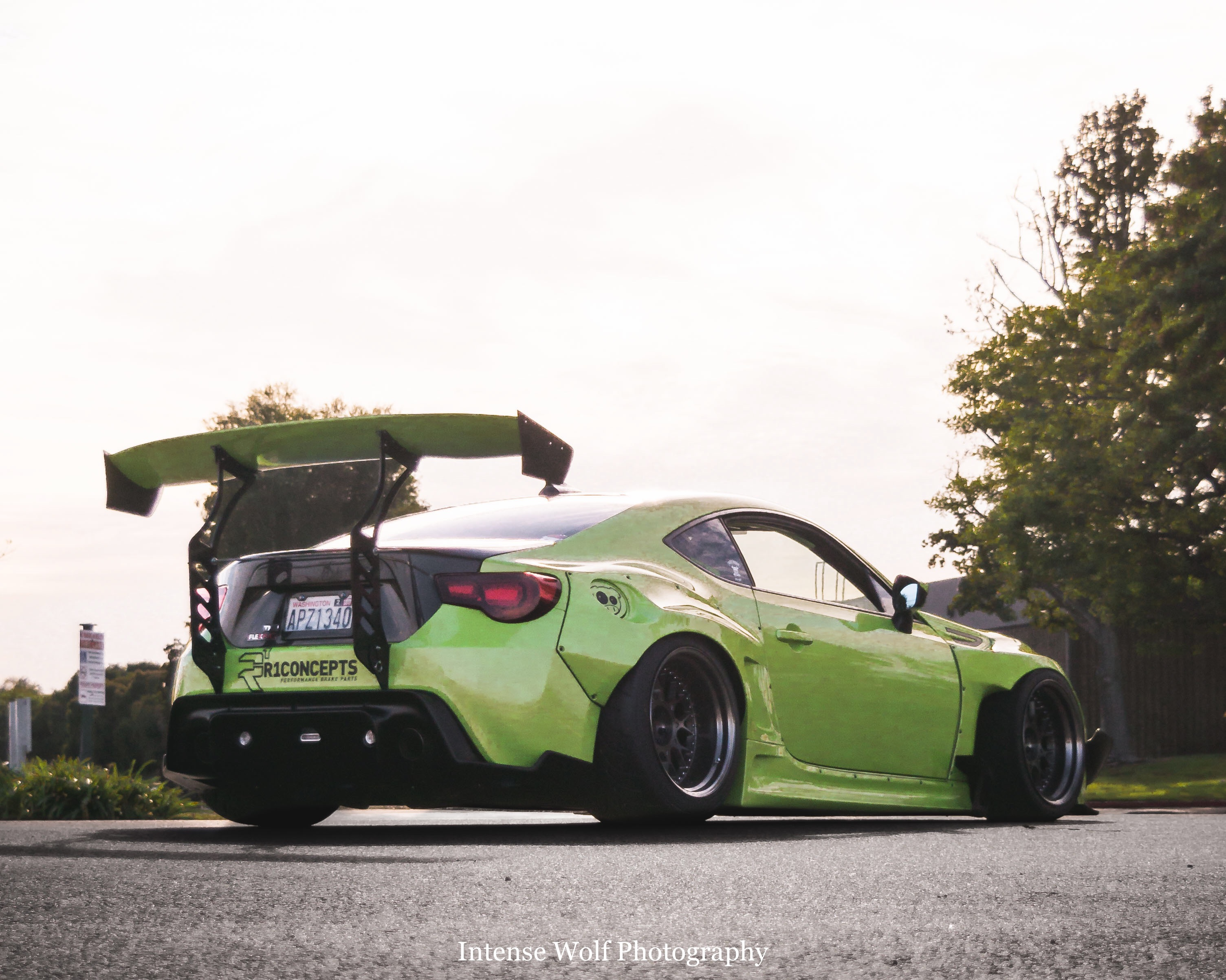 Mark Cowans 2014 Scion FRS TBGLIVE7