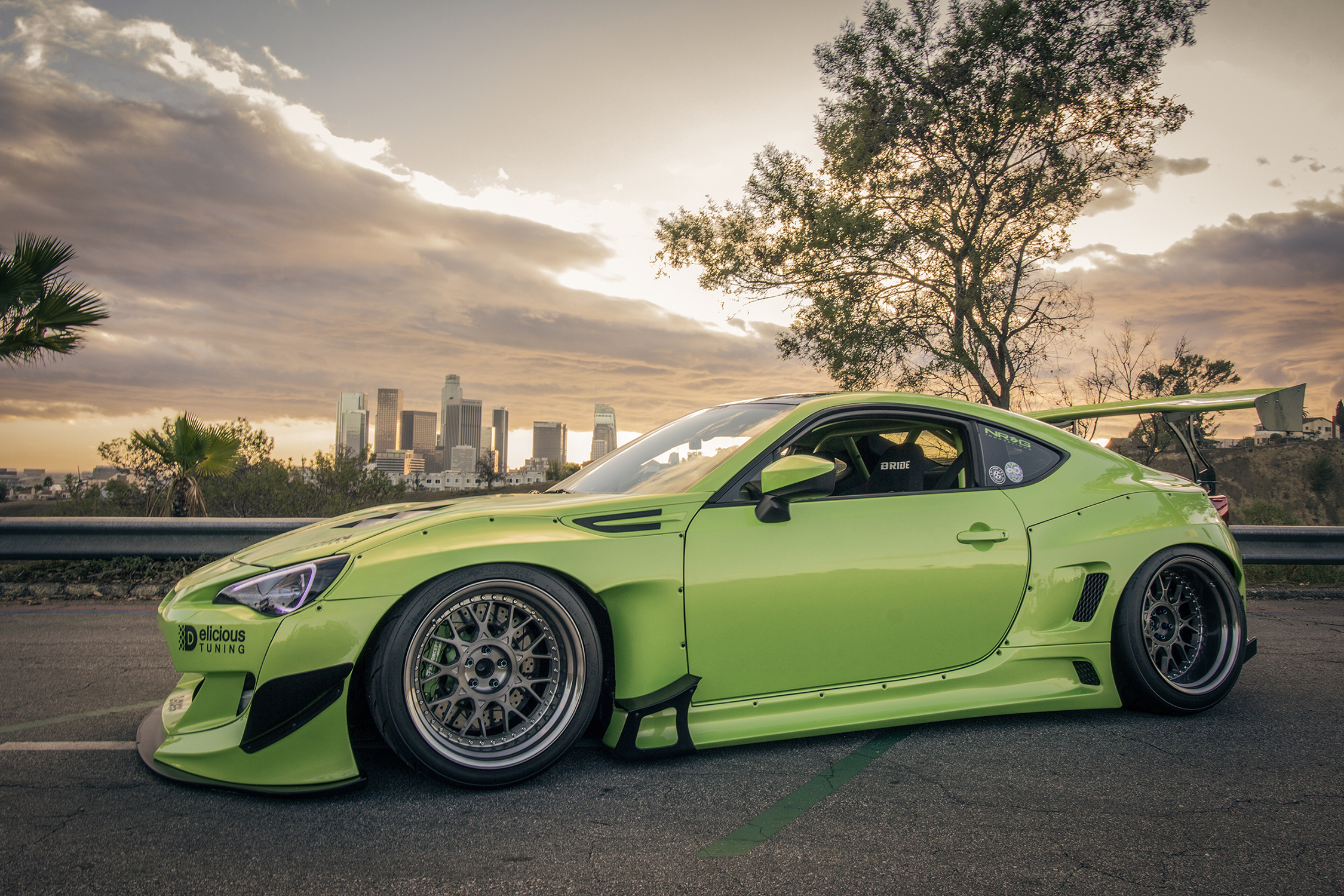Mark Cowans 2014 Scion FRS TBGLIVE8