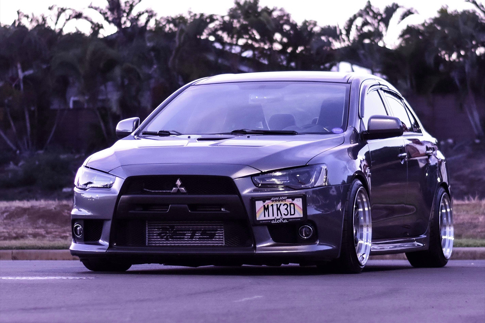 05 Michael Dalope 2010 Mitsubishi Evolution X GSR PASMAG Tuner Battlegrounds