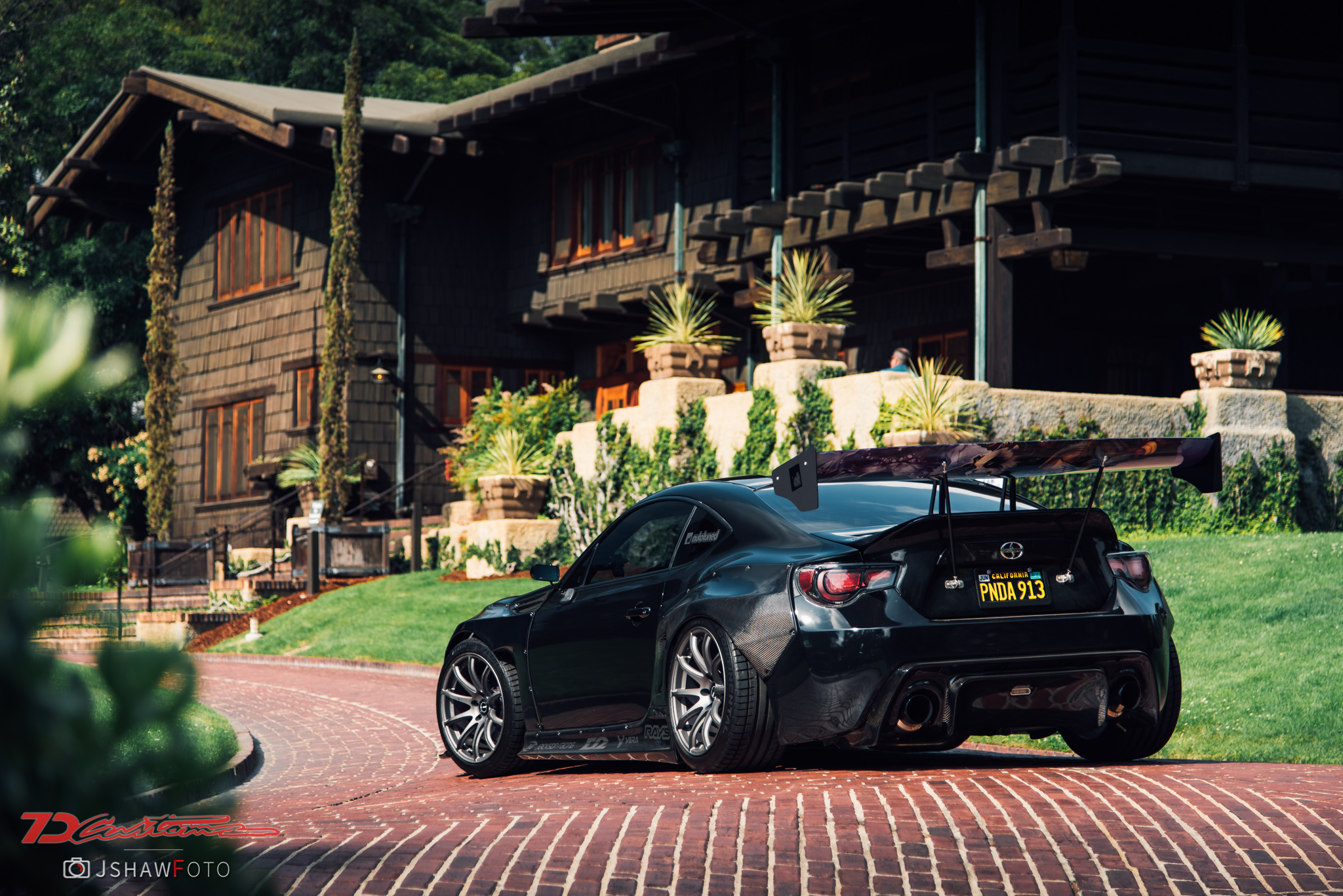 Phil Chien 2013 Scion FRS TBGLIVE5