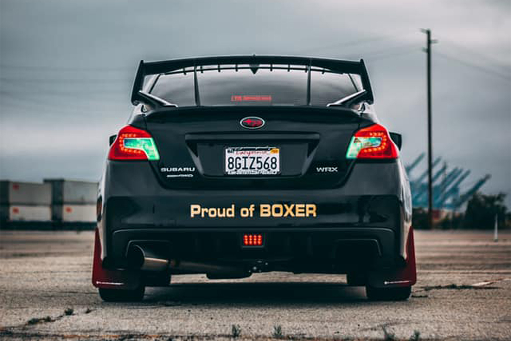05 Roy Alba 2017 Subaru WRX pasmag tuner battlegrounds