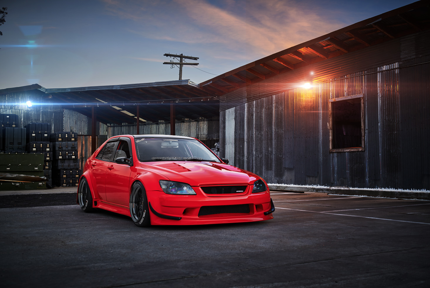 01 Roy Moncada 2003 Lexus IS300 Tuner Battlegrounds