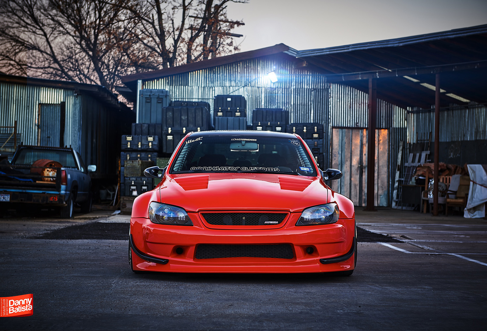 03 Roy Moncada 2003 Lexus IS300 Tuner Battlegrounds
