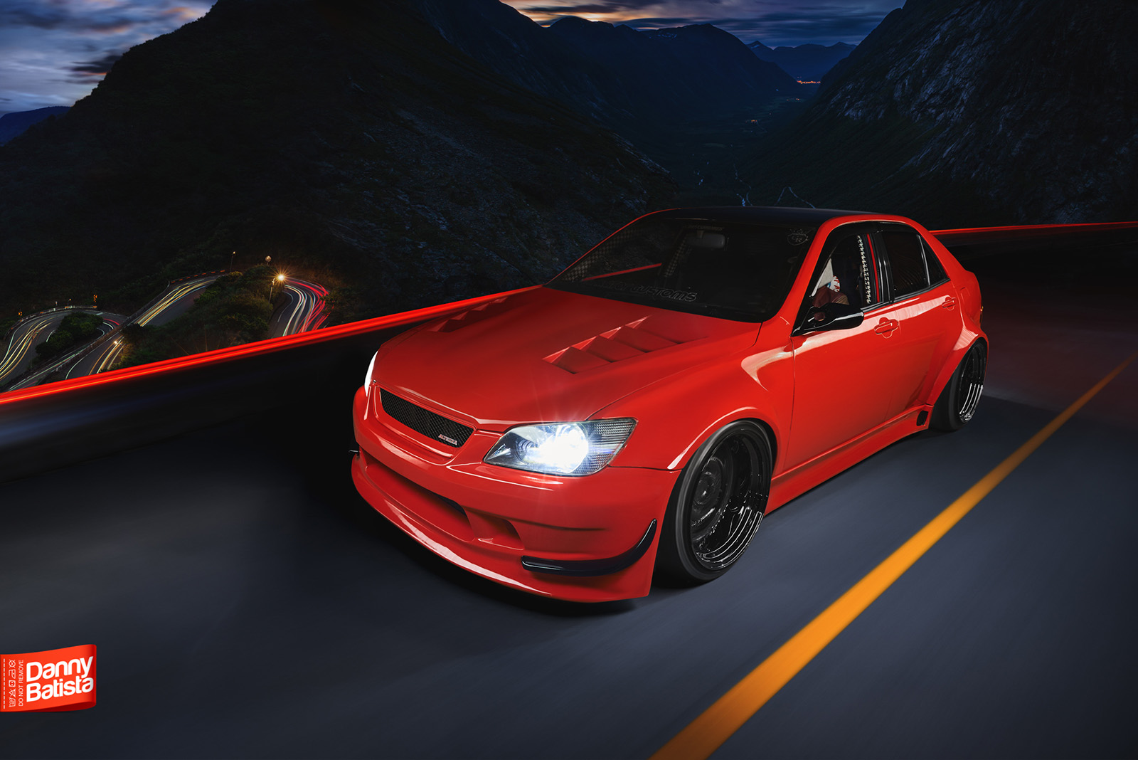 04 Roy Moncada 2003 Lexus IS300 Tuner Battlegrounds