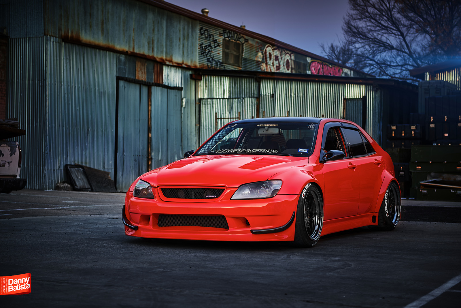 05 Roy Moncada 2003 Lexus IS300 Tuner Battlegrounds