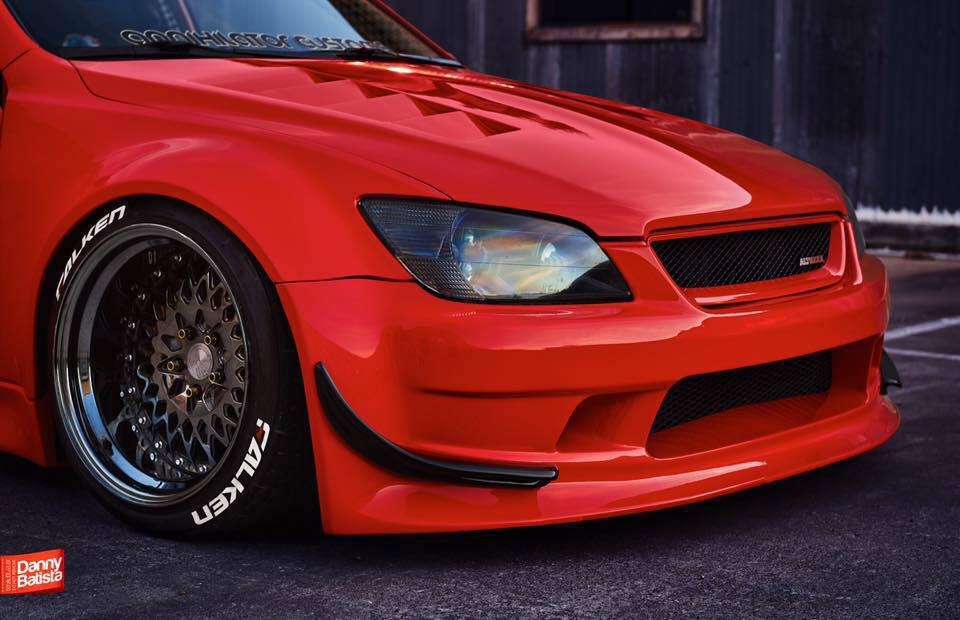 07 Roy Moncada 2003 Lexus IS300 Tuner Battlegrounds