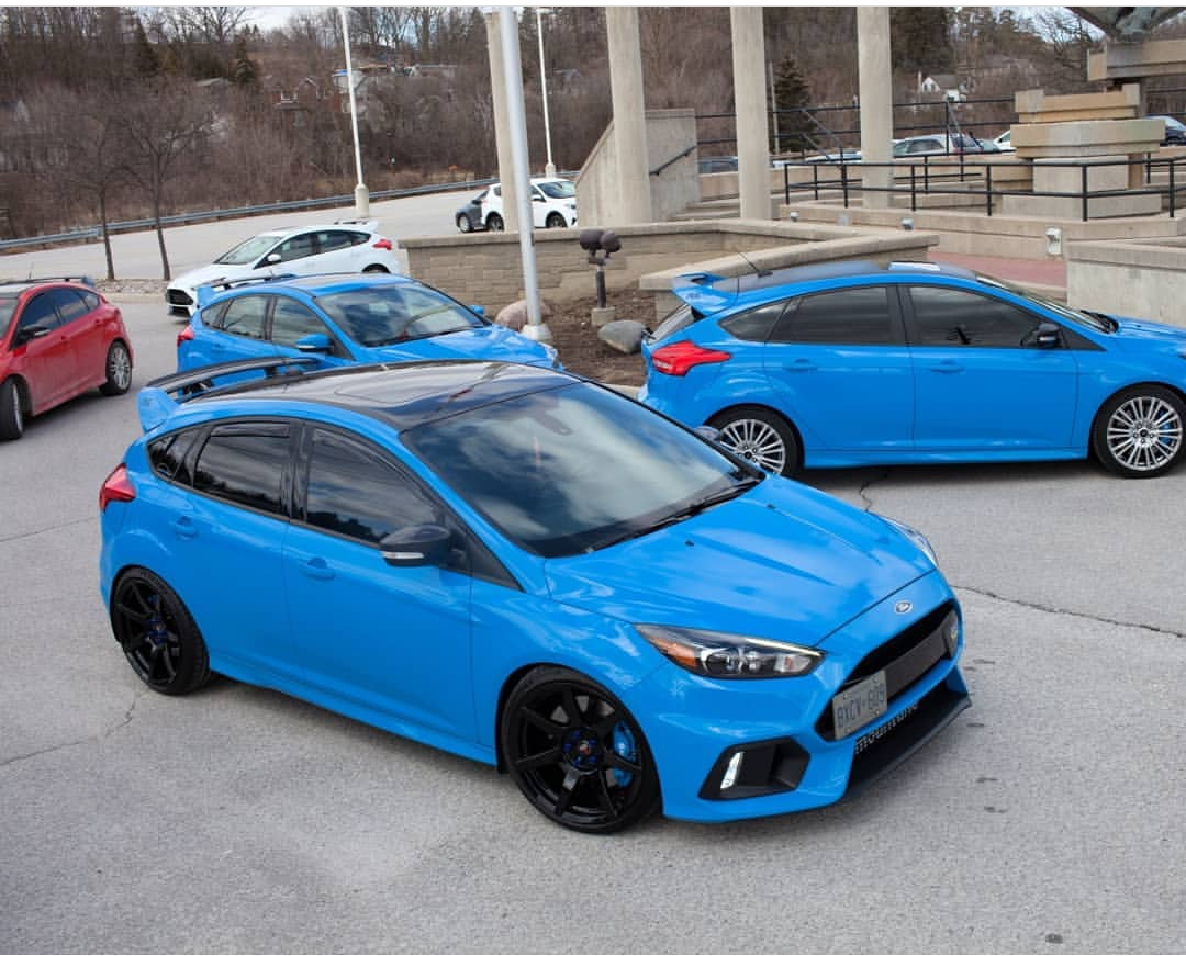 Tiago Martins 2016 Ford Focus RS TBGLIVE5