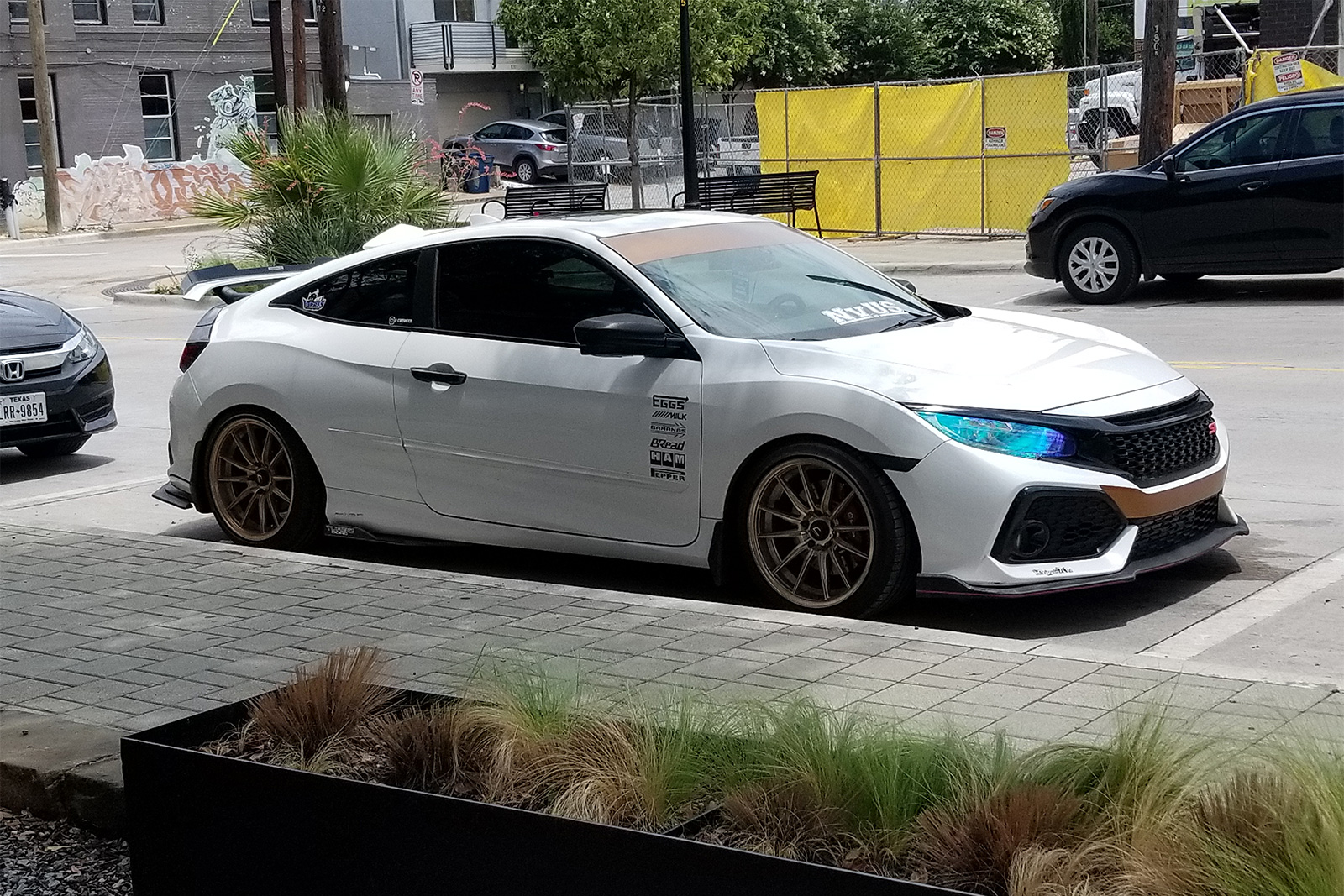 08 Torres Gee 2019 Honda Civic Si pasmag tuner battlegrounds