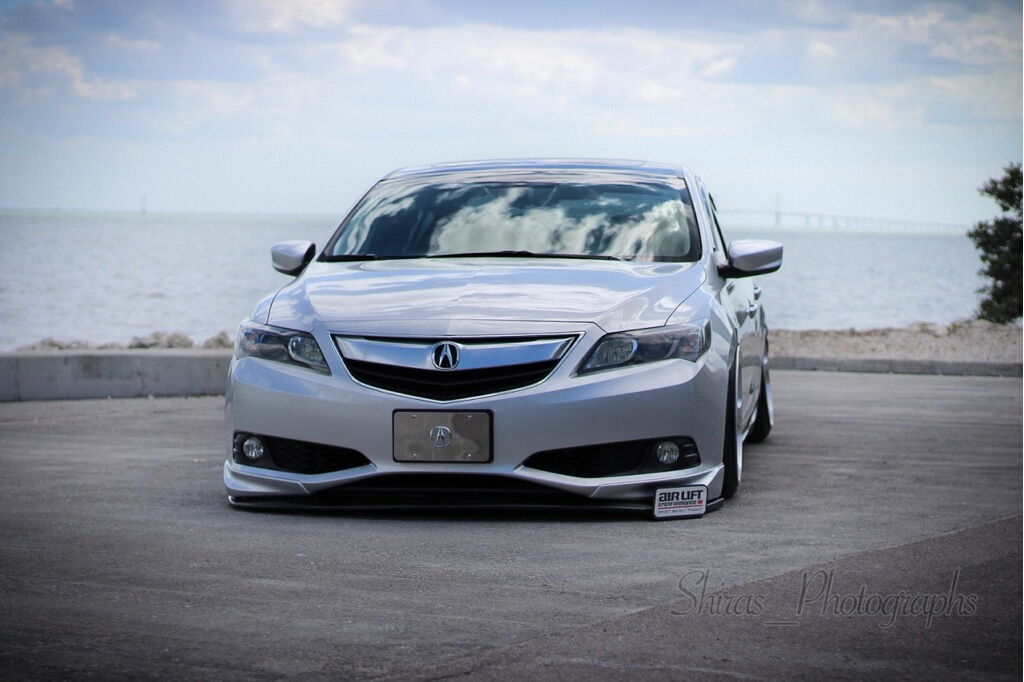 Tramain Canley 2013 Acura ILX TBGLIVE9