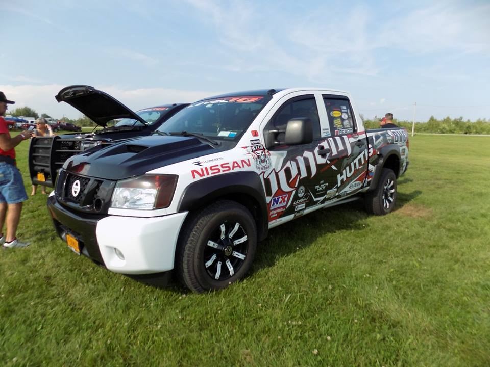 02 Walter Cheney 2010 Nissan Titan Pro4X Tuner Battlegrounds Zac Prochera