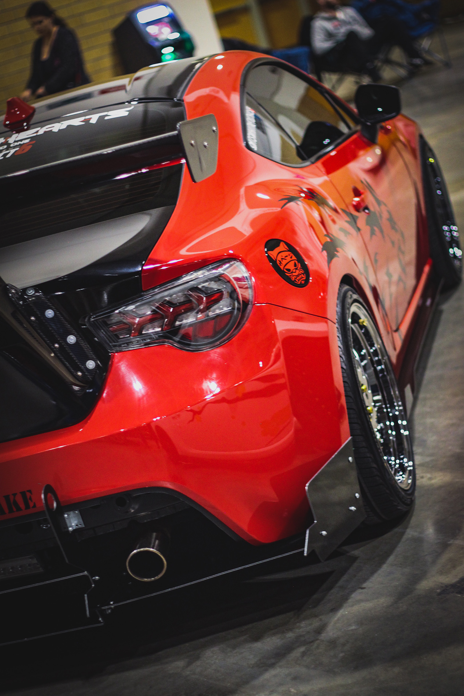 Whitney Chase 2013 Scion FRS TBGLIVE2