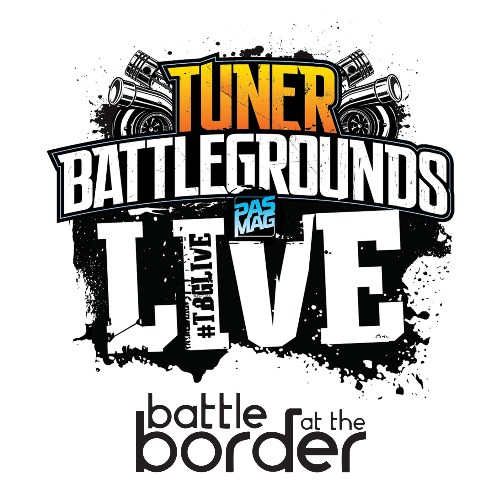 TBGLIVE Logo Battle at the Border 2018