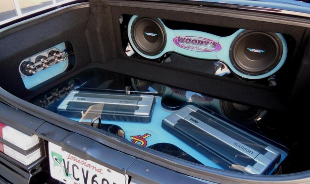 PASMAG Tuner Battlegrounds David Wood Buick Grand National Car Audio Day