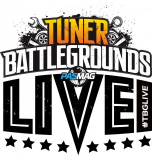 Tuner Battlegrounds - TBGLIVE logo