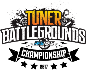2017 Tuner Battlegrounds Championship logo