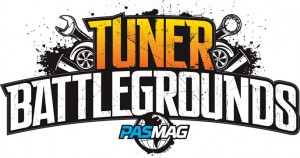 Tuner Battlegrounds - Logo final