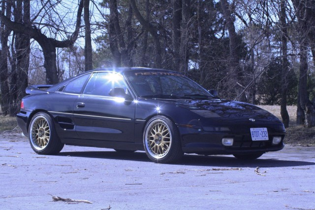 Adam Hicks 1991 Toyota MR2 Turbo TBGLIVE1