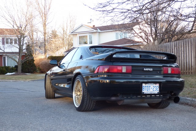 Adam Hicks 1991 Toyota MR2 Turbo TBGLIVE4