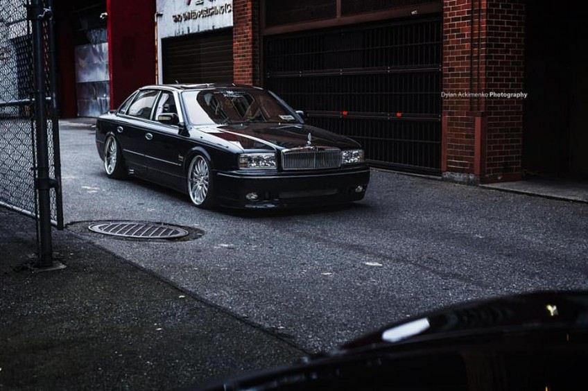 Anthony Lau 1992 Nissan President TBGLIVE 8