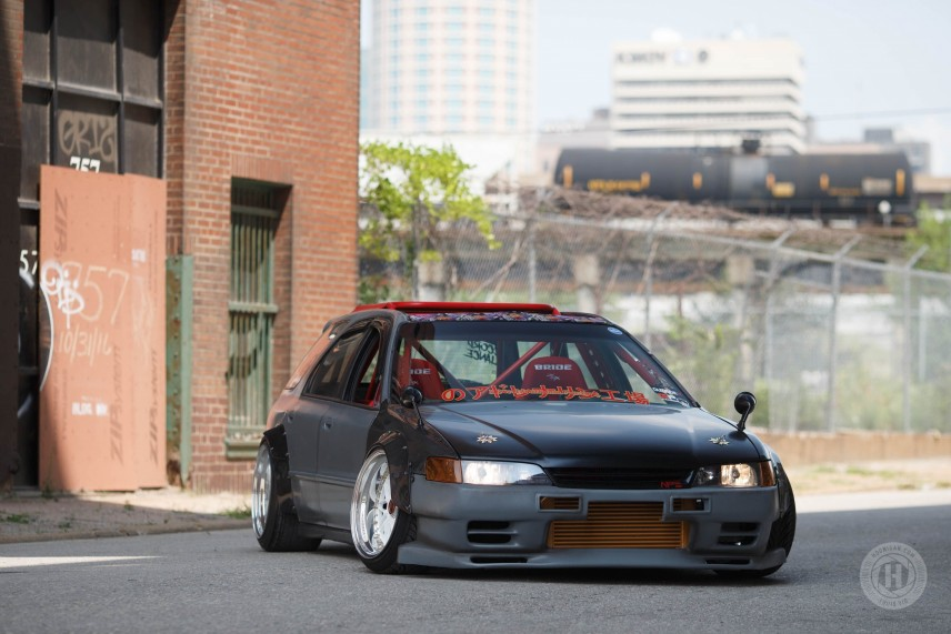 05 Armondo Groves Honda Accord PASMAG Tuner Battlegrounds
