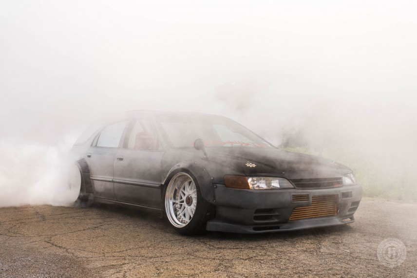 09 Armondo Groves Honda Accord PASMAG Tuner Battlegrounds