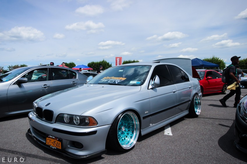 Blayton Webster 2002 BMW 540i TBGLIVE 1